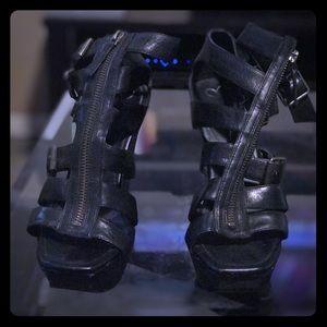 Jessica Simpson Platform Gladiator Sandal